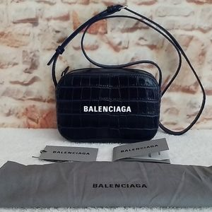 New Balenciaga Everyday AJ XS Camera Bag